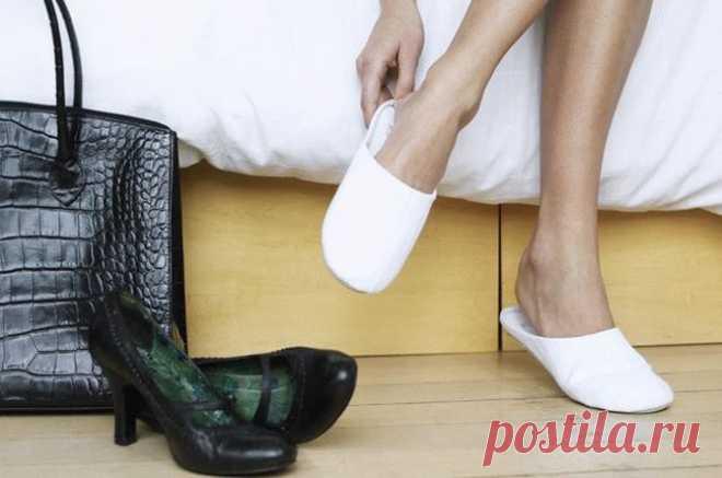 Почему возникают отёки на ногах и как с ними бороться