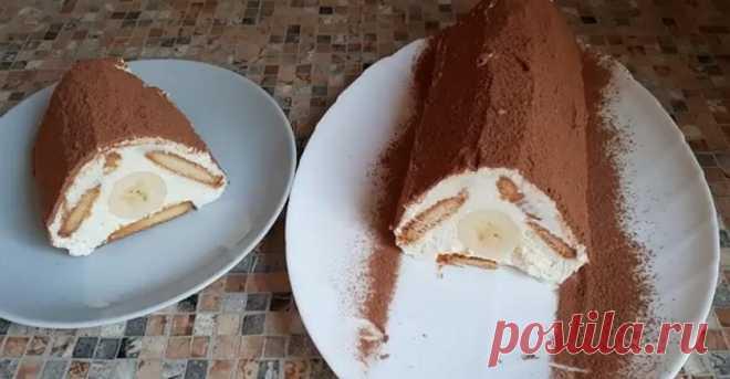 Вкусный торт без выпечки: готов через 10 минут - Четыре вкуса - медиаплатформа МирТесен