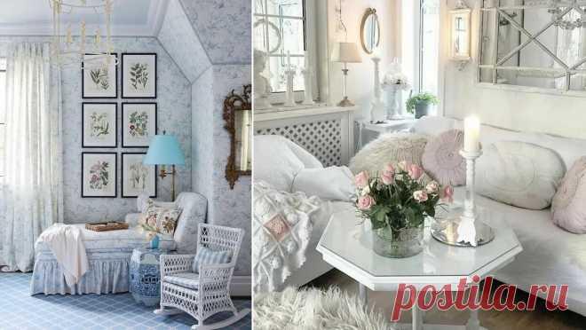 Какие элементы декора превратят ваш интерьер в стиле прованс в уголок уюта и тепла | Lavanda-decor | Яндекс Дзен