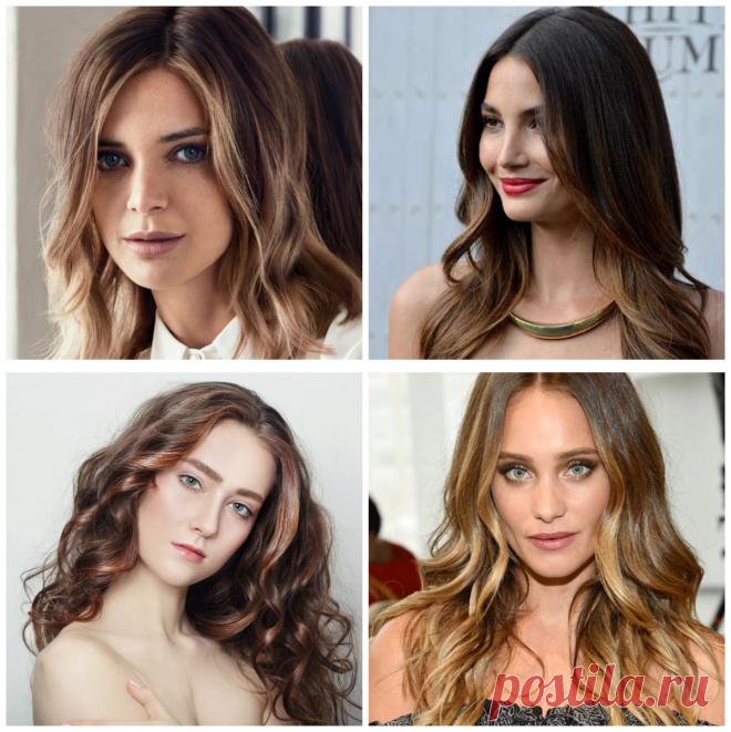 Peinados Para Mujer 2018 Contorno De Cabellos Modernos Y Elegantes