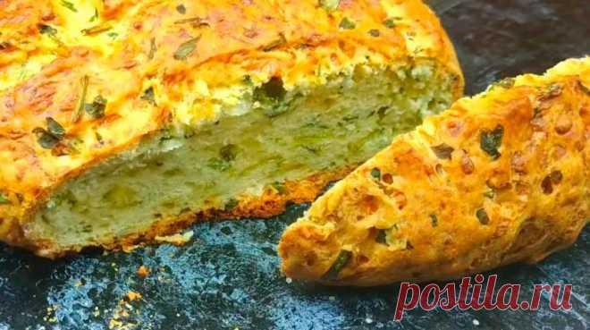 Хлеб без дрожжей рецепт, быстрый хлеб, домашний хлеб, лепешка, как приготовить хлеб быстро :: Рецепты