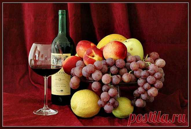Вино на столе: 6 золотых правил