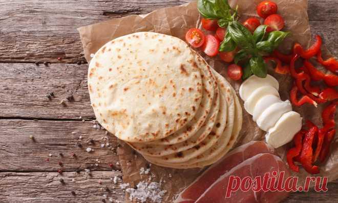 Что можно приготовить из лаваша: рецепты от Шефмаркет