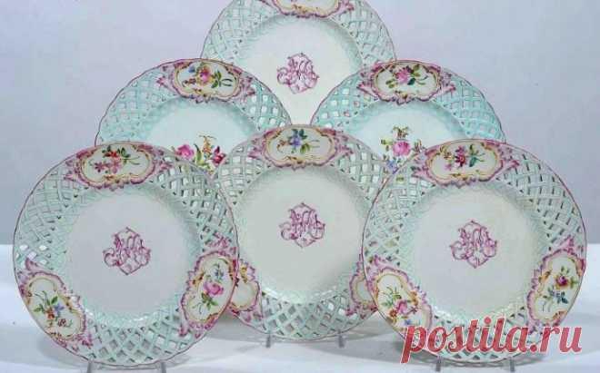 Фарфоровая Посуда :: Столовая посуда