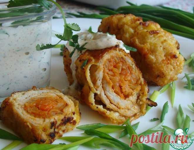 Голубцы наоборот – кулинарный рецепт