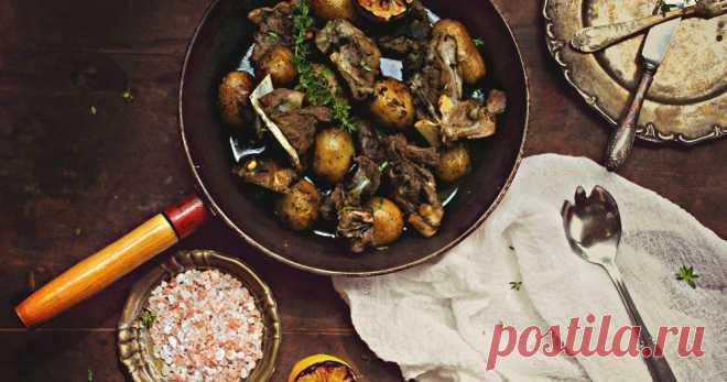Кулинария рецепты казан мангал