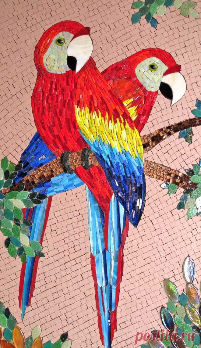 Parrot Mosaic (Page 2) - Line.17QQ.com