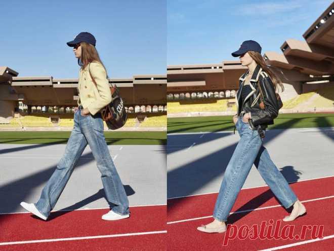Какие джинсы носить в этом сезоне: 5 главных трендов | WMJ.ru
