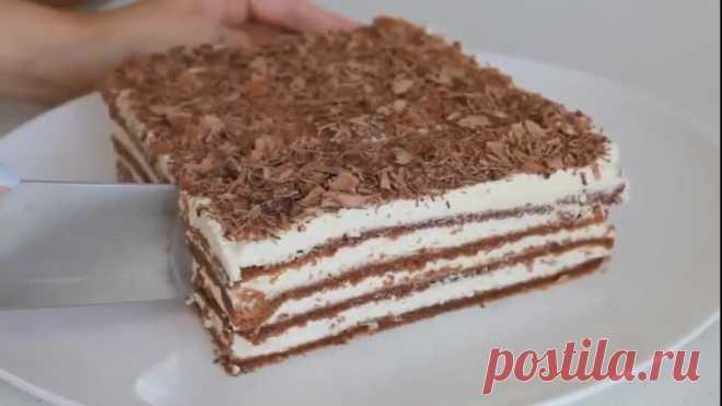 Самый вкусный тортик без муки! Покорит всех! - (рецепт без глютена)