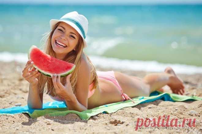 15 продуктов, которые могут эффективно защитить вашу кожу от ультрафиолета