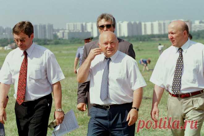Политик, хозяйственник и муж самой богатой женщины в России. Каким был Юрий Лужков | StarHit.ru