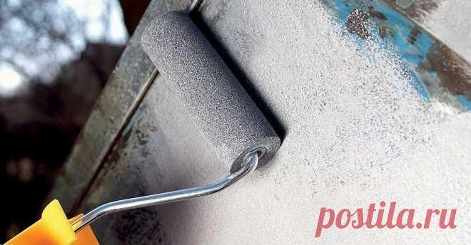 Правила покраски металла по ржавчине от финского мастера   Ремонт и быт   Пульс Mail.ru Промышленность предлагает немало красок, которые по заверению производителей могут долго стоять, будучи уложенными прямо по ржавчине. Но практика...