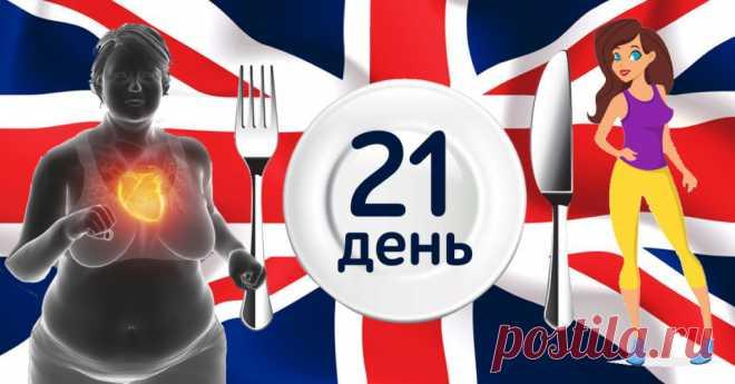 Английская диета: меню с примерами, результат с фото, список.