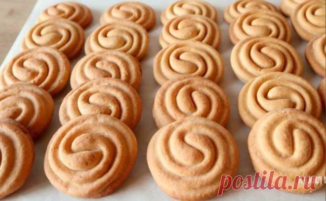 Необычный способ формирования печенья: просто и красиво, делюсь рецептом - fav0ritka77.ru