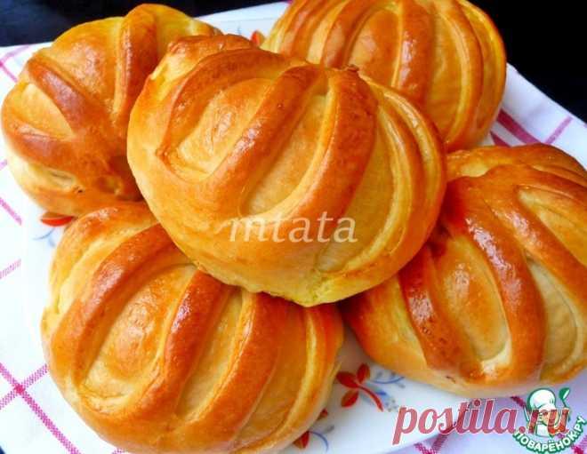 Тесто как пух, формовка пирожков – кулинарный рецепт