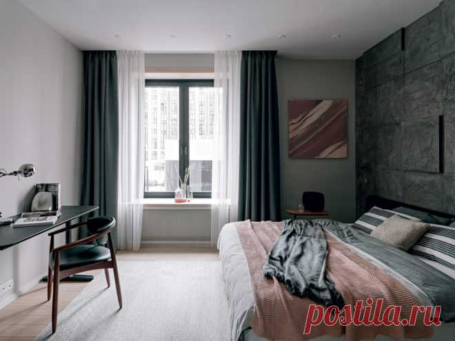 Маленькие квартиры от 28 до 35 м²: семь вариантов интерьера с планами   AD Magazine