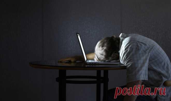 Почему так вредно не спать
