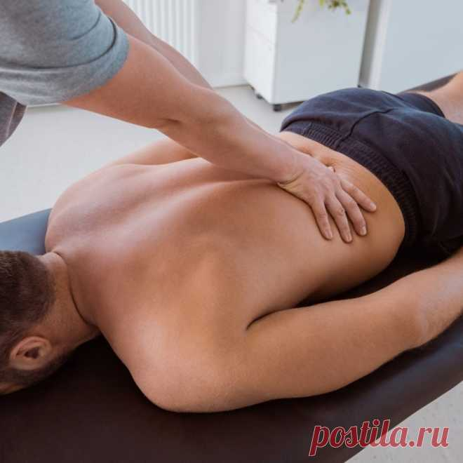 Мануальная терапия польза при смещении дисков .