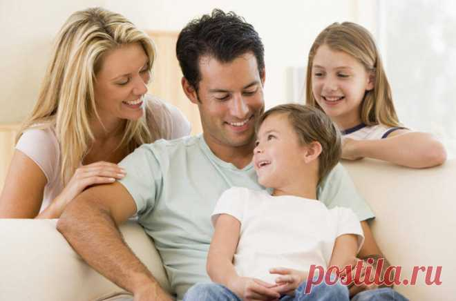 In marriage with children: how to find the husband having two children