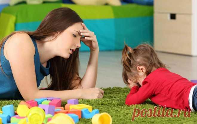 Дети у подруги никогда не капризничают. Послушала, как она с ними разговаривает и записала стратегии ведения диалога