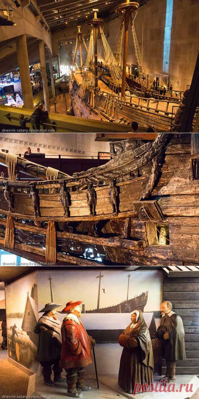 Экскурсия по музею единственного корабля XVII века | Fresher - Лучшее из Рунета за день
