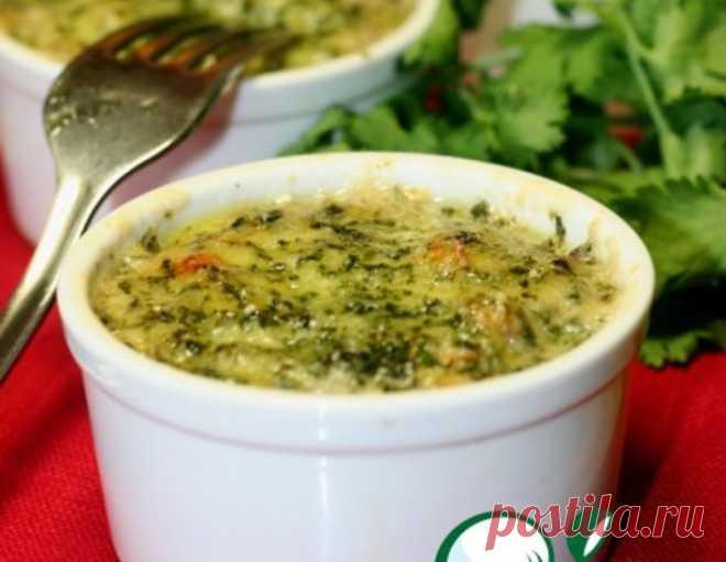 Жюльен из баклажанов и кабачков - кулинарный рецепт