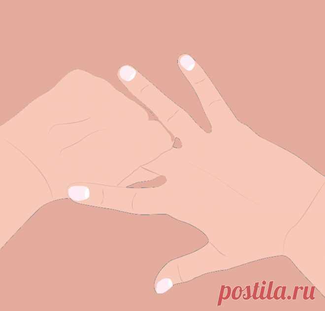 Китайский массаж пальцев: оздоровление за 1 минуту в день