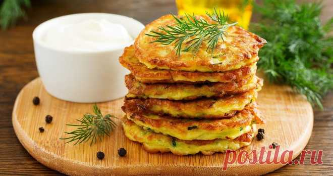 Оладьи из вермишели с брынзой. Необычный завтрак и перекус.