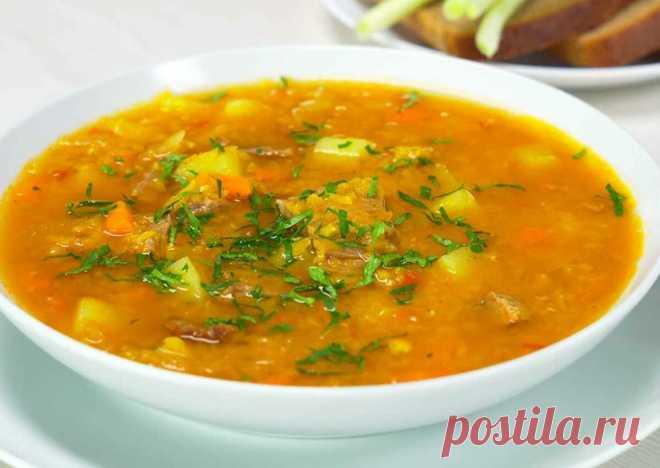 Потрясающе вкусный суп