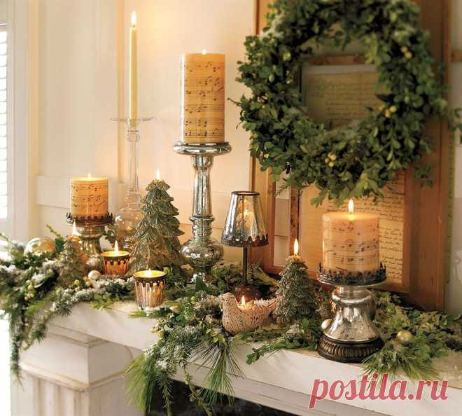 astonishing-green-decor-with-decorations-and-fresh-look_christmas-decorating-ideas.jpg (1024×922)