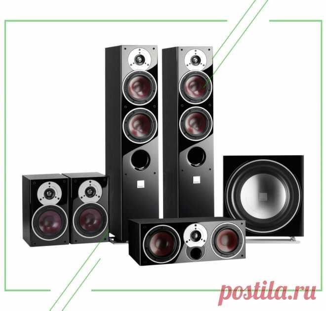 ТОП-7 лучших акустических систем для дома