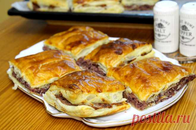 Кавказские закусочные пирожные. Очень интересный рецепт от моей подруги из солнечного Азербайджана.   вкусно#смачно   Яндекс Дзен