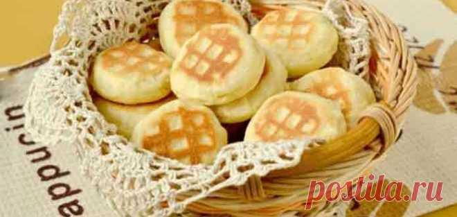 Печенье на сковороде со сметаной рецепт - Готовим рецепты