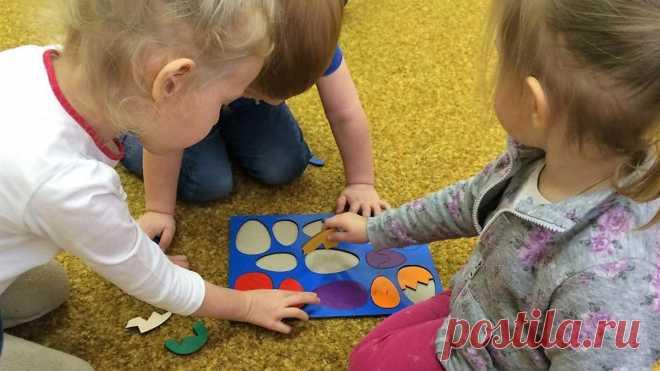 Что должен дать малышу центр раннего развития для детей от 1 года?
