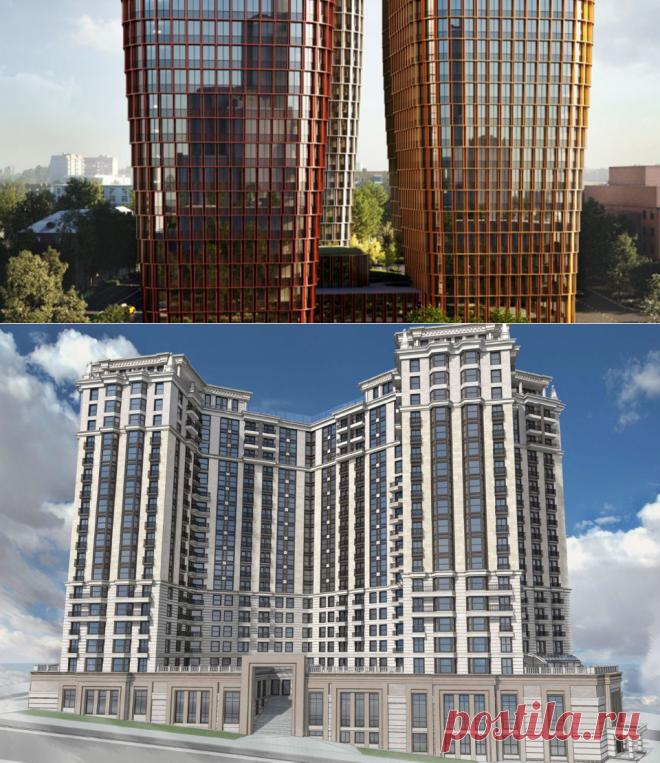 Подготовлен новый проект для комплекса на месте киноцентра «Соловей» — Комплекс градостроительной политики и строительства города Москвы