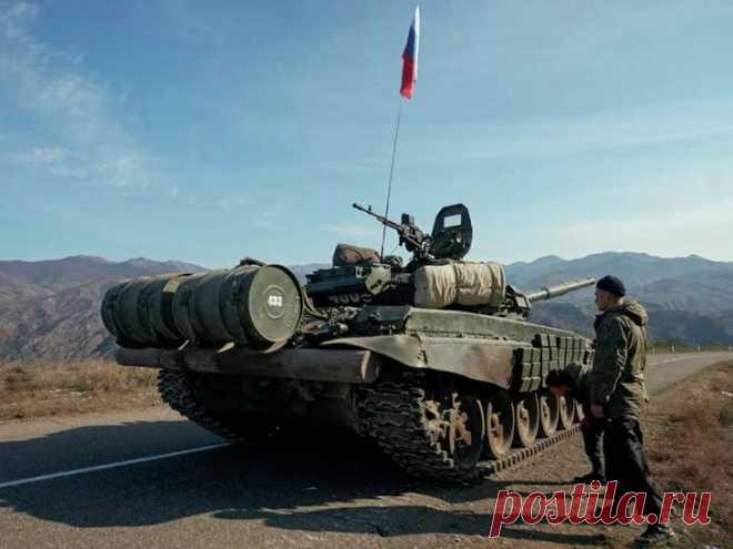 Уроки Карабаха. Россия не готова к войне Война неумолимо приближается к России. К сожалению, можно уверенно сказать, что к войне страна и народ не готовы. Кремль прячется и бежит от любого конфликта, так как ощущает свою слабость в отсутстви...