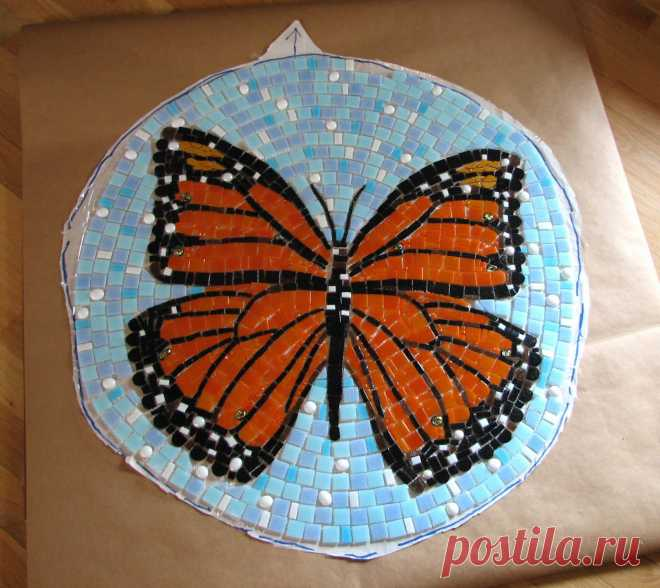 Mosaic Butterfly (Page 3) - Line.17QQ.com