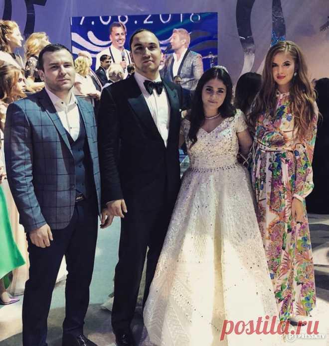Дочь российского миллиардера Чигиринского вышла замуж . Чёрт побери