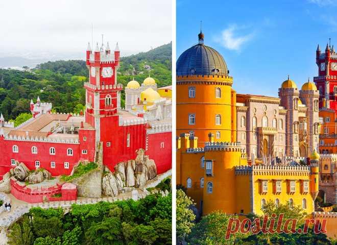 Дворцы Португалии: пять исторических эпох