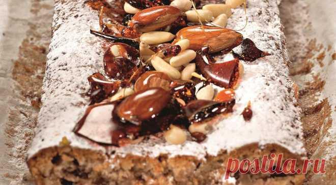 Стамбульский кекс, пошаговый рецепт с фото