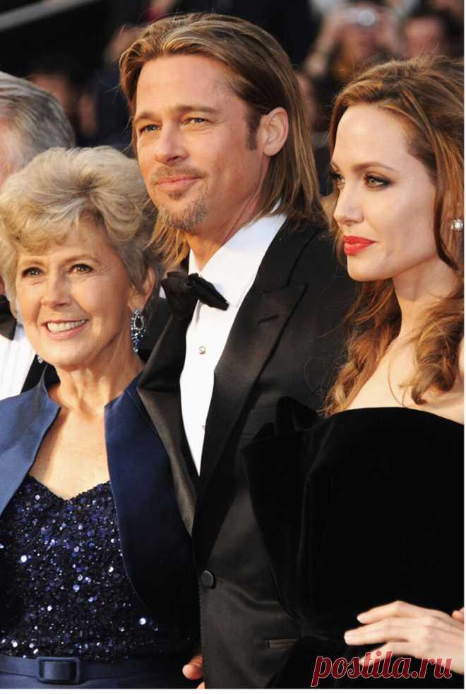 Шайло победила? Анджелина Джоли послушала дочь и крестную и отправилась к маме Брэда Питта | СТИЛЬ МОДА ТРЕНДЫ | Яндекс Дзен