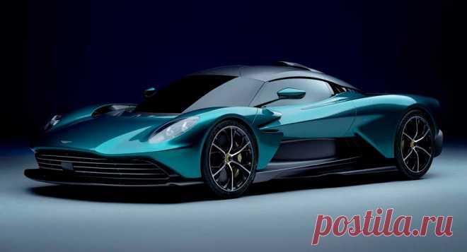 Aston Martin Valhalla 2022: интерьер, экстерьер, обзор, характеристики