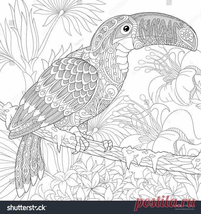 Animales Coloridos: vectores, imágenes y arte vectorial de stock | Shutterstock