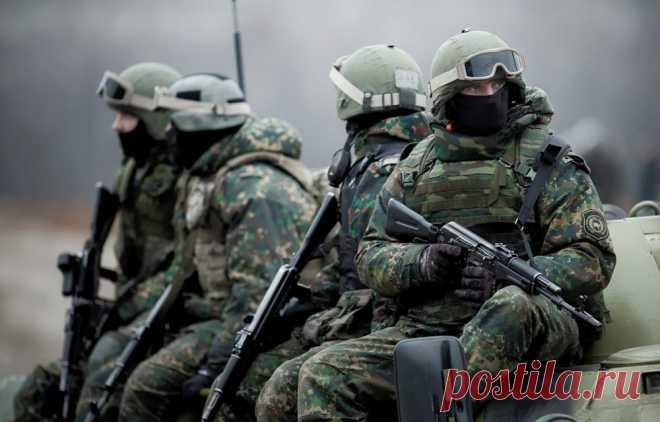 Спецназ ГРУ: история, структура, основные задачи . Чёрт побери
