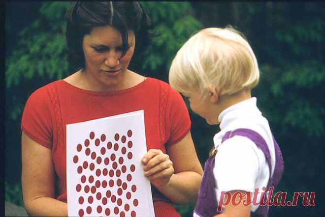 Как обучить вашего малыша математике? Невероятный метод Домана