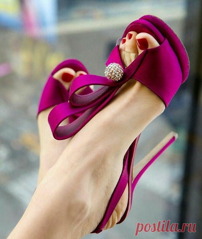 Слишком много внимания обуви не бывает!