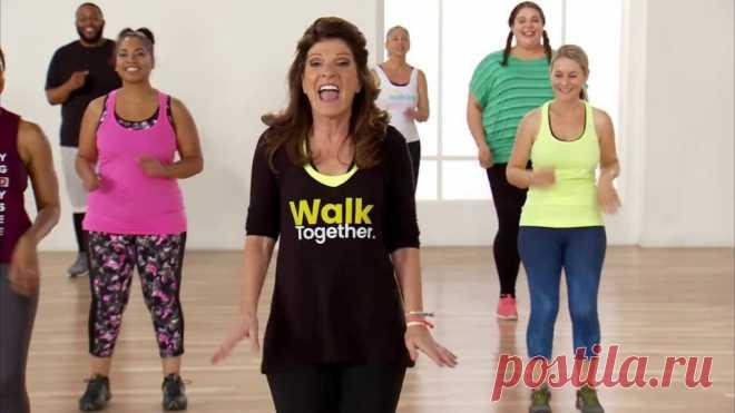 Ходьба с Лесли Сансон – легкое снижение веса – минус 10 кг за 1 месяц | SimpleSlim