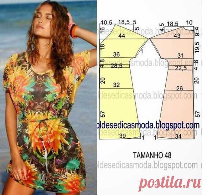 туники пляжные шьем - 43 тыс. картинок - Поиск Mail.Ru