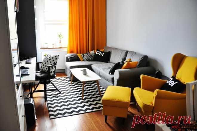 Ремонт трёхкомнатной квартиры, с фотографиями до и после Вас тоже ожидает ремонт вашей трёшки? Посмотрите на то, как с этим справилась одна польская семья