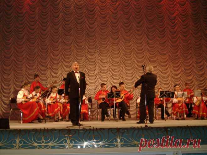 С заслуженным артистом РК Кайырлы Ислямовым